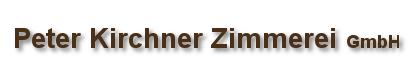 Zimmerei Kirchner